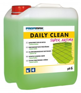 DAILY CLEAN SUPER AROMA Zielona Dolina 5 l