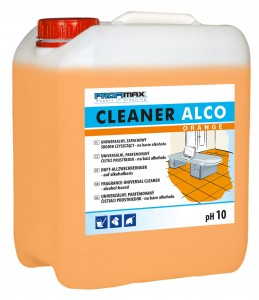 CLEANER ALCO ORANGE 5 l